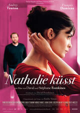 Nathalie küsst - Poster