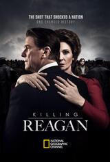 Killing Reagan - Poster