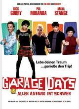 Garage Days - Aller Anfang ist schwer - Poster