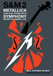 Metallica and San Francisco Symphony - S&M 2 Poster