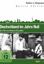 Deutschland im Jahre Null Poster