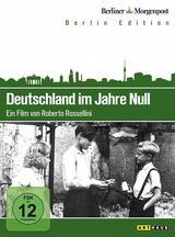 Deutschland im Jahre Null - Poster