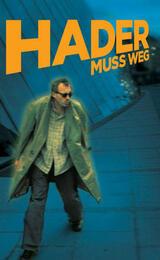 Josef Hader - Hader muss weg! - Poster