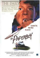 The Paperboy - Laßt ihn nicht in Euer Haus! - Poster