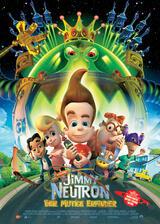 Jimmy Neutron - Der mutige Erfinder - Poster