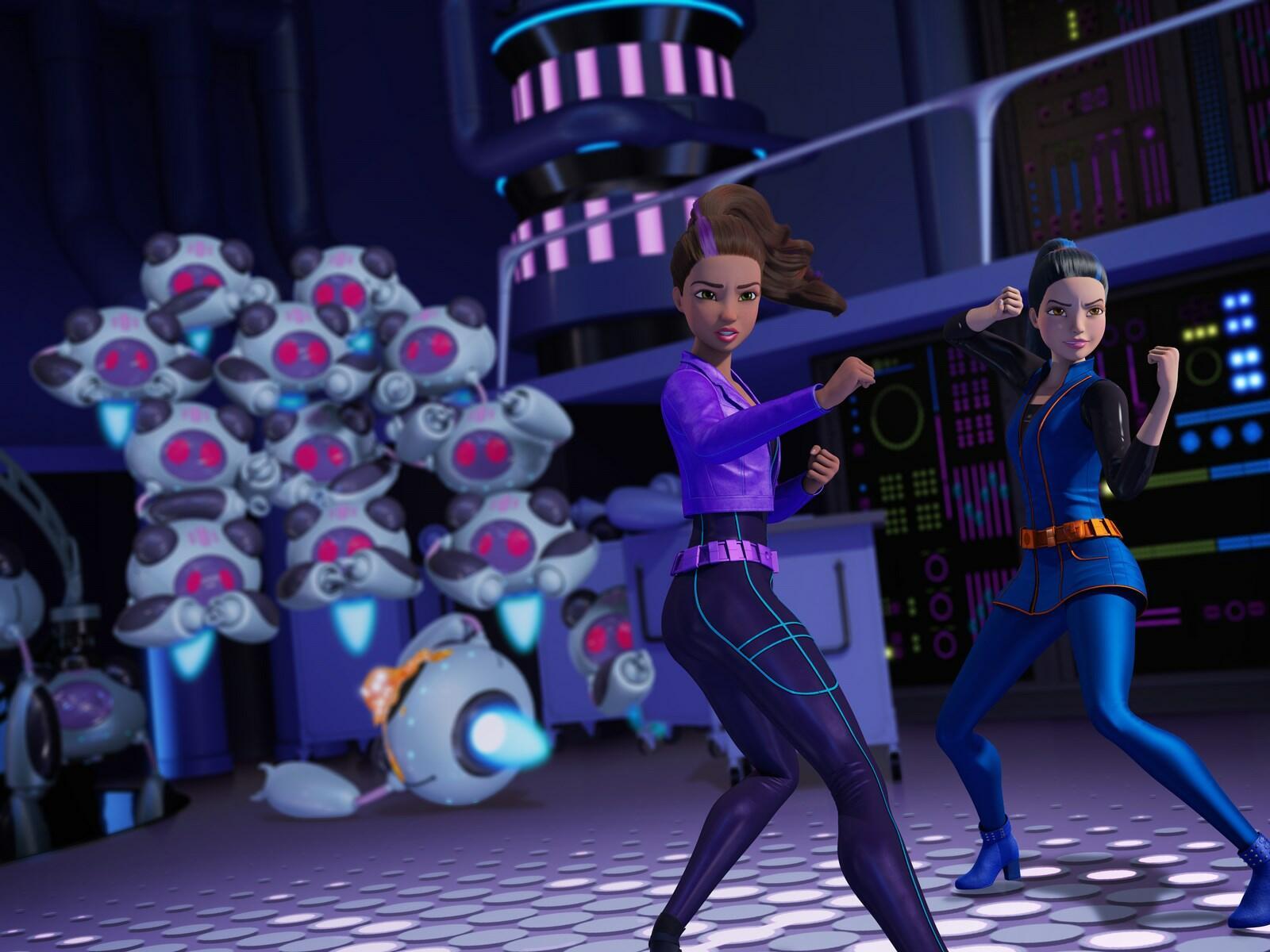 Barbie In: Das Agenten-Team