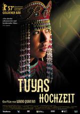 Tuyas Hochzeit - Poster