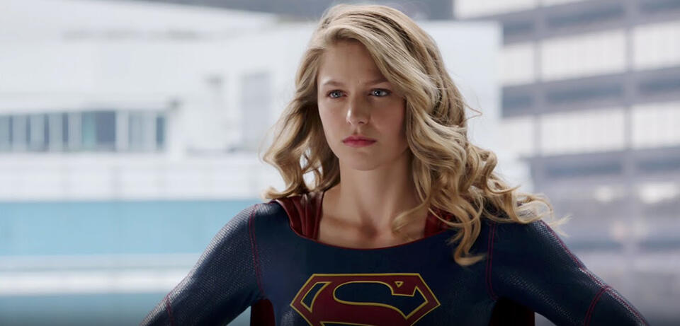 Comic-Con-Trailer zur 3. Staffel von Supergirl