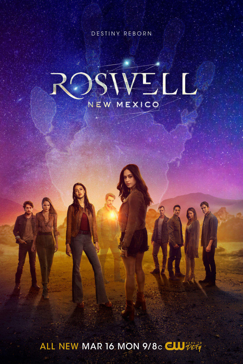 Roswell, New Mexico - Staffel 2