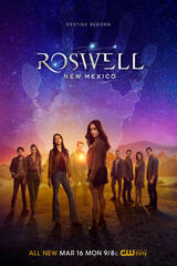 Roswell, New Mexico - Staffel 2 - Poster