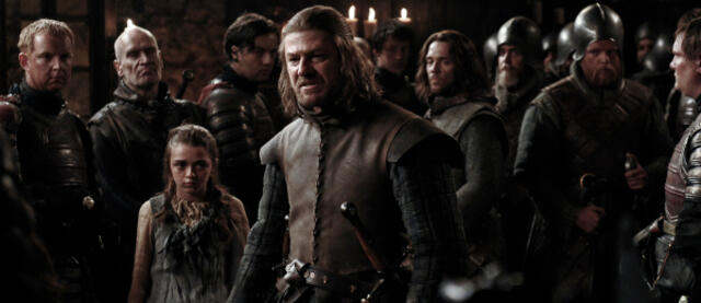 Game of Thrones - Stars und Production Value wie im Kino