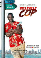 Belleville Cop - Poster
