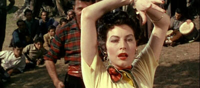 Heute im TV - Die barfüßige Gräfin