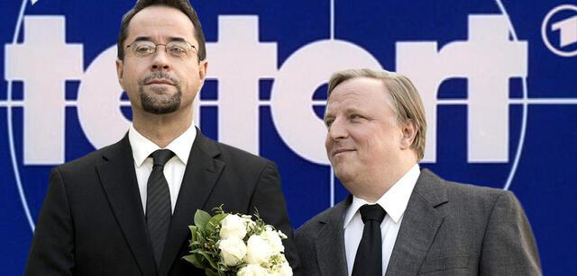 Bild zu Tatort:Erkläre Chimäre - Ehe für alle, auch in Münster