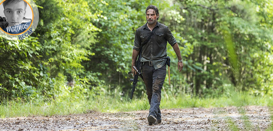 The Walking Dead Staffel 6 Folge 8