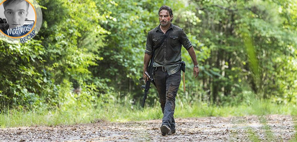 The Walking Dead Staffel 8 Folge 6