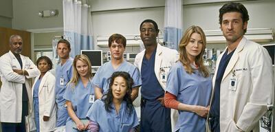 Der Cast von Grey's Anatomy