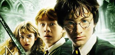 Harry Potter und die Kammer des Schreckens: Die Gefahr im Blick.
