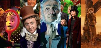 James und der Riesenpfirsich/Charlie und die Schokoladenfabrik/BFG/Der fantastische Mr. Fox