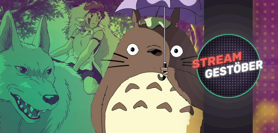 Prinzessin Mononoke, Mein Nachbar Totoro