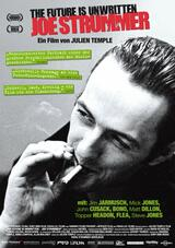 Joe Strummer - The Future is Unwritten - Poster