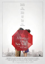 A Rainy Day in New York - Poster