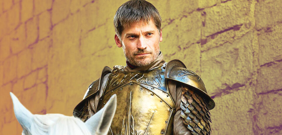 Nikolaj Coster-Waldau als Jaime Lannister in Game of Thrones