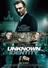 Unknown Identity - Poster