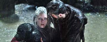 Vikings: Hvitserk tötet Lagertha im Wahn