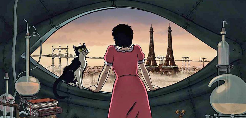 Aktuelle Zeichentrickfilme