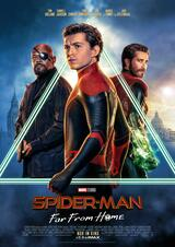 Spider-Man: Far From Home - Poster