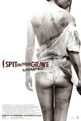 I Spit on Your Grave - Poster