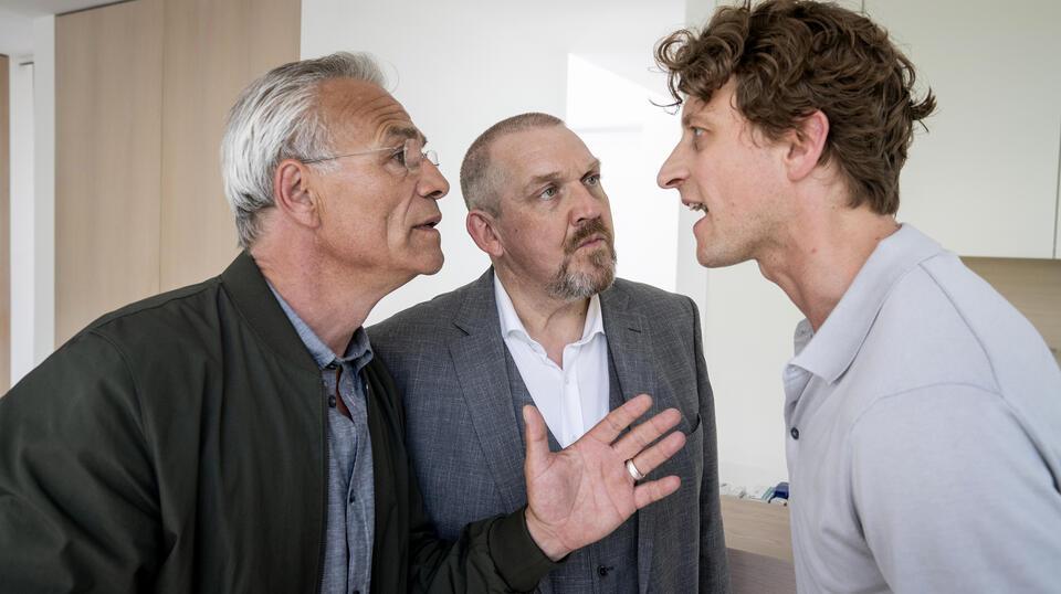 Tatort: Kaputt mit Dietmar Bär, Klaus J. Behrendt und Ronny Miersch