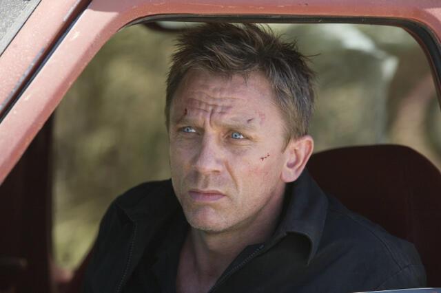 Daniel Craig in Ein Quantu Trost