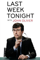 Last Week Tonight with John Oliver - Poster