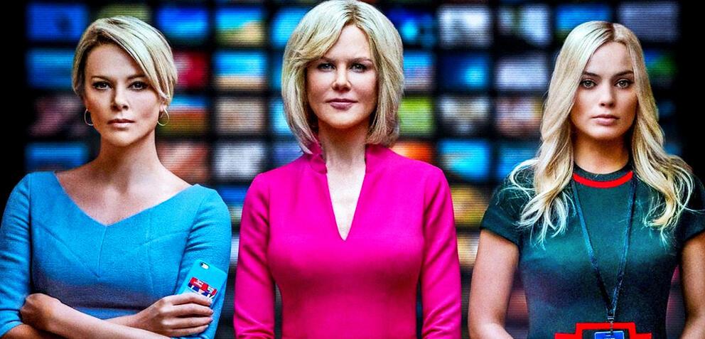 Bombshell: Charlize Theron, Nicole Kidman und Margot Robbie