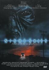Night Skies - Jetzt wirst du es glauben - Poster