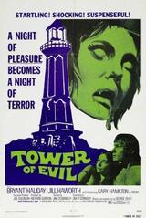 Der Turm der lebenden Leichen - Poster