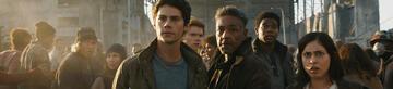 Dylan O'Brien in Maze Runner 3 - Die Auserwählten in der Todeszone