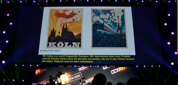 Harry Potters Kunst: CXXP COLOGNE-Panel mit MinaLima in Köln