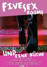 Five Sex Rooms und eine Küche - Poster