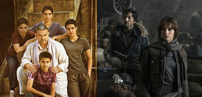 Dangal & Rogue One