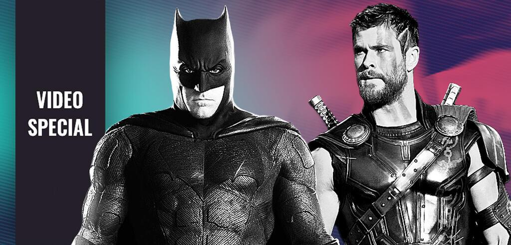 Wem gehört das Superheldenkino der Zukunft: DC oder Marvel?