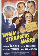 Heirate niemals einen Fremden