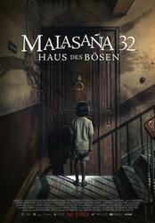 Malasaña 32 - Haus des Bösen Poster