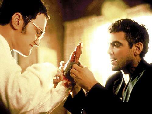 From Dusk Till Dawn mit Quentin Tarantino und George Clooney