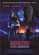 American Cyborg - Poster