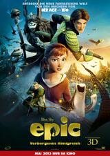 Epic - Verborgenes Königreich - Poster