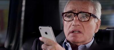 Workoholic: Martin Scorsese