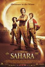 Sahara - Abenteuer in der Wüste Poster